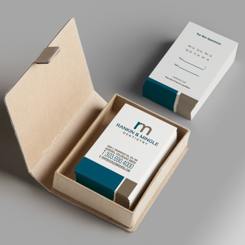 Dental Business Card Design