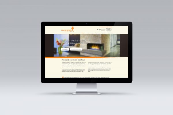 Colorado Dental Website Design