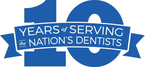 10 years serving dentists