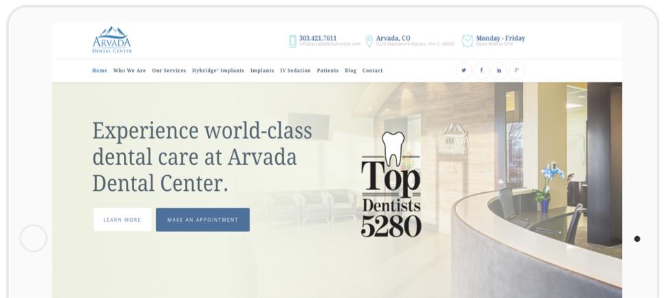 header image web design