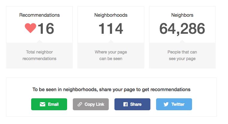 Nextdoor App Multiple Addresses on