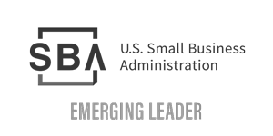 U.S. Small Business Administration Emerging Leader Logo
