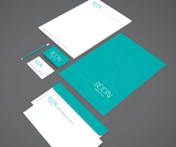 Icon Dental Branding