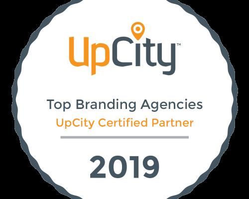 UpCity Top Branding Agencies 2019