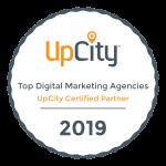 UpCity Top Digital Marketing Agencies 2019