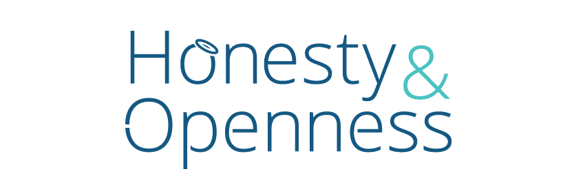 Honesty & Openness Graphic