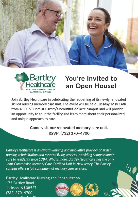 Bartley Healthcare Open House