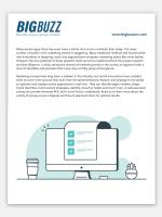 Big Buzz The Power Of A Survey