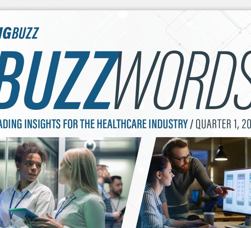 BuzzWords - Q1, 2020 Cover