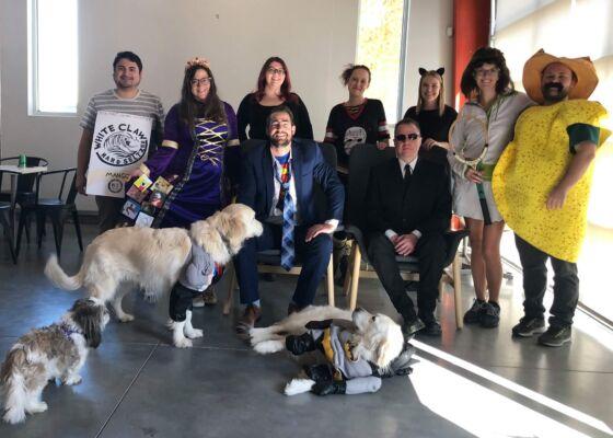 Big Buzz Halloween 2019