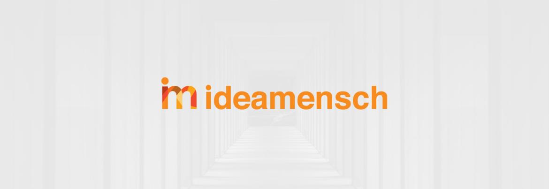 Ideamensch logo header