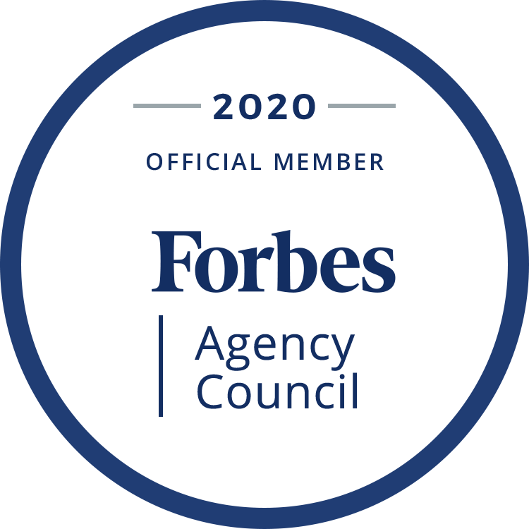 Forbes Agency Council Logo 2020