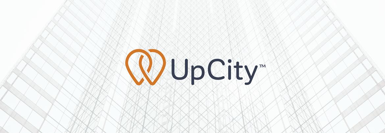 UpCity logo header