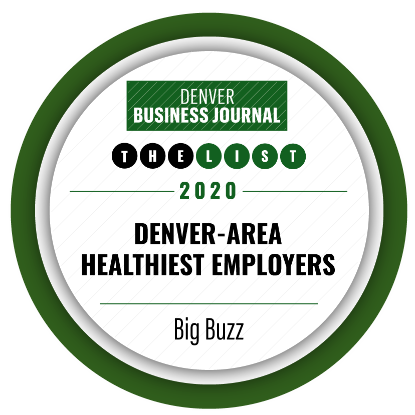 Denver Business Journal Award